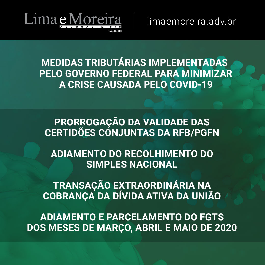 Maedidas Tributárias _ post 1